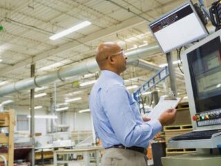Monitor Machine Performance With Manufacturing Process Monitoring Software